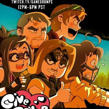 Help the Game Grumps with Their Crisis Text Line Charity Stream on Twitch