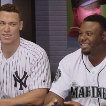 Watch Aaron Judge and Ken Griffey Jr. Face Off in MLB The Show 18