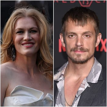 Hanna Series Reunites The Killings Mireille Enos Joel Kinnaman