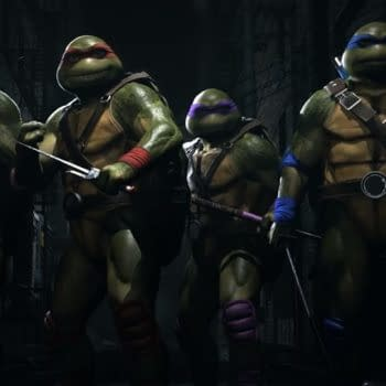 Someone's Leaked All The Ninja Turtle Dialog From Injustice 2