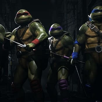 Someones Leaked All The Ninja Turtle Dialog From Injustice 2