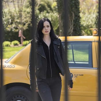 Netflix Renews Marvels Jessica Jones for a Third Season