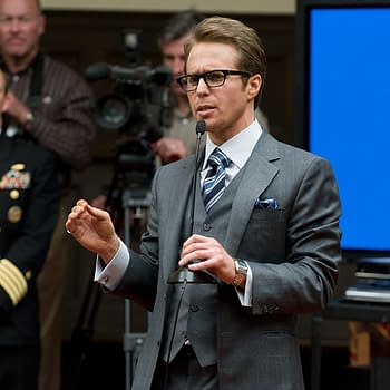 Sam Rockwell Would Return to the MCU as Justin Hammer