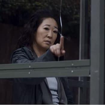 Killing Eve Teaser Offers Look at Eve and Villanelles Warped Relationship