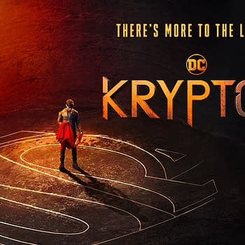 Lets Talk About SyFys Krypton Season 1 Pilot