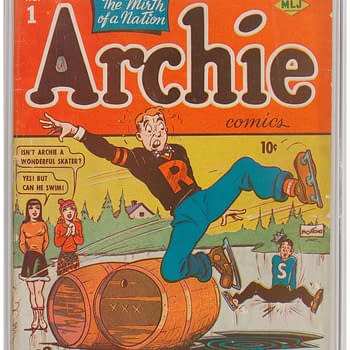 Archie-Heavy Heritage Auction Coming up This Month