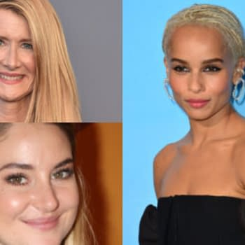 Big Little Lies: Shailene Woodley Laura Dern Zoe Kravitz Set to Return