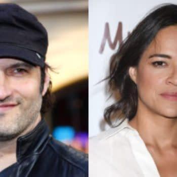 The Limit: Robert Rodriguez, Michelle Rodriguez Set for VR Action Series