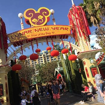 Nerd Food: Disneylands Lunar New Year Menu