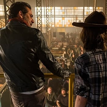 The Walking Dead: Negan Pens Touching Tribute to Chandler Riggs