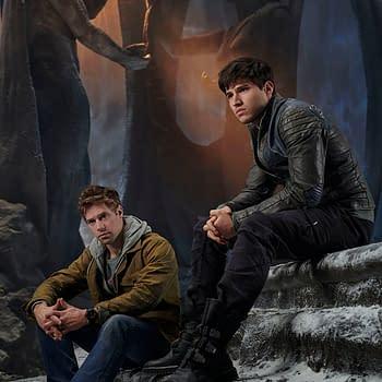 Krypton Season 1: Is this Really an Adam Strange Series in Disguise