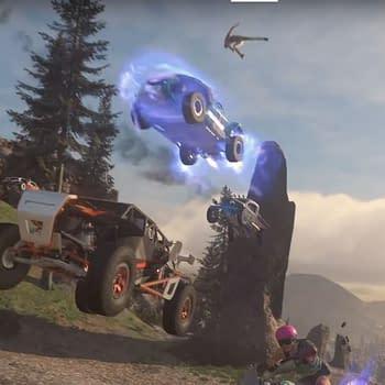 Codemaster Announces Crash-Happy Racing Game Onrush
