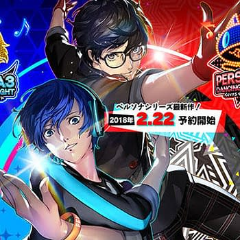 Atlus Launches New Trailers for Persona 3 Dancing Moon Night and Persona 5 Dancing Star Night