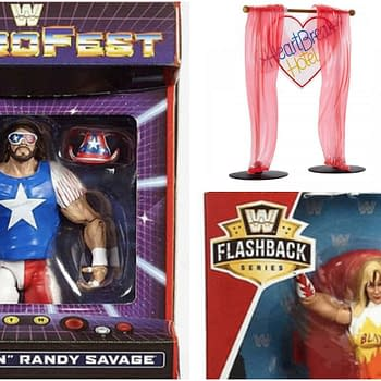 Mattel WWE Retro Figures Get Great Packaging Heartbreak Hotel&#8230 and Its Awesome
