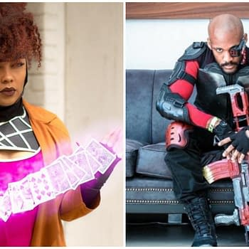 Cosplay Double Feature: Hey Jay Cosplay and Brandon Banks of The Food Chain