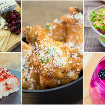All the Delicious Treats Available at Disneys California Adventure Food &#038 Wine Festival