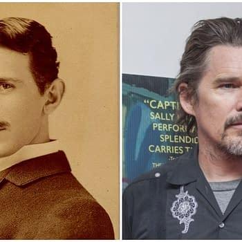 Were Finally Getting a Nikola Tesla Biopic – Starring Ethan Hawke