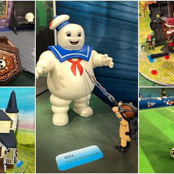 Toy Fair New York: Playmobil Shines with Ghostbusters Dragons World Cup and Monsters