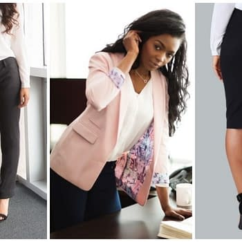 Let Your Nerd Flag Fly with DCs New Womens Suits