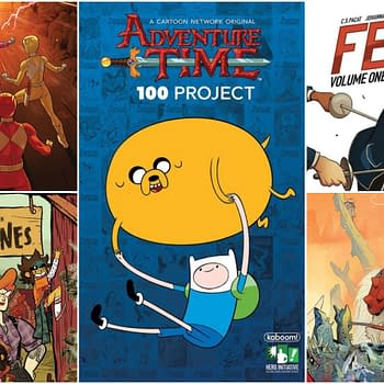 The Beginning of the End for Adventure Time: Boom Studios May 2018 Solicits
