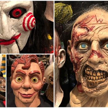 Toy Fair New York: Trick or Treat Studios Halloween Masks are a Horror Fans Dream