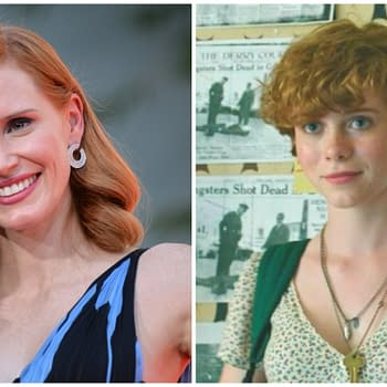 Jessica Chastain in Talks to Star as Beverly in the It Sequel