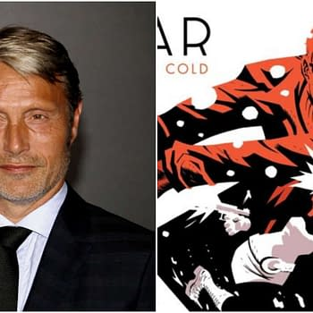 Mads Mikkelsen Stars in Netflix Adaptation of Dark Horse Graphic Novel Polar
