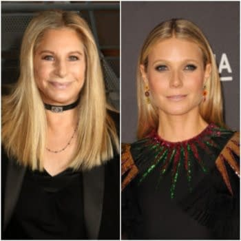 Gwyneth Paltrow and Barbra Streisand