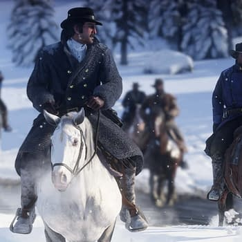 Red Dead Redemption 2 is Getting a Trailer on Wednesday