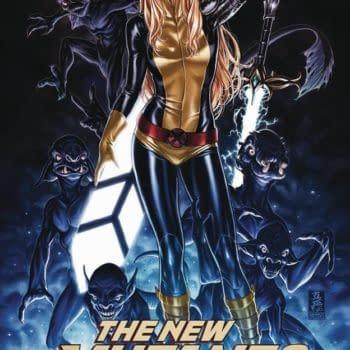 Mark Brooks Releases Magik Variant Cover Art for New Mutants: Dead Souls