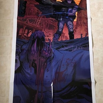 A Letter from Robert Kirkman to Comic Book Retailers for Oblivion Song #1