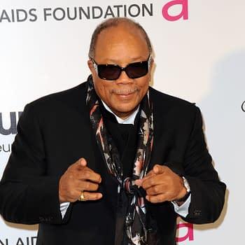 Quincy Jones Calls The Beatles No-Playing Motherf***ers