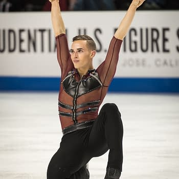 [Olympics] Adam Rippon DECLINES Offer To Be NBC Correspondent