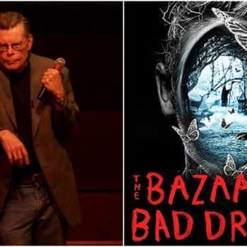 The Bone Church: Bright's David Ayer to Develop Stephen King Series