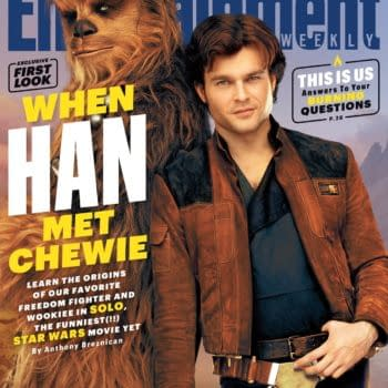 Kathleen Kennedy Talks 'Solo' with Entertainment Weekly