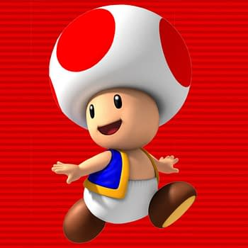 Nintendo Talks Marios Nipples and Whether Toads Mushroom is His Head or a Hat in Video