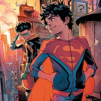 Lying in the Gutters: Its February 25th 2018 – Do You Know Where the Super Sons Are