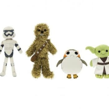 Star Wars: Galaxy's Edge plushies