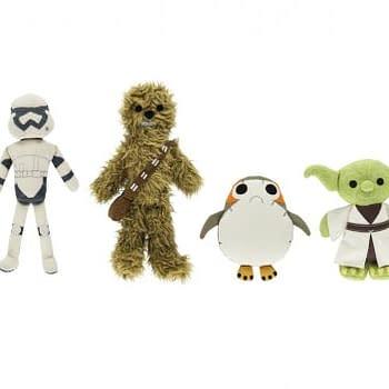 Star Wars: Galaxys Edge Toydarian Plushies Are Too Cute