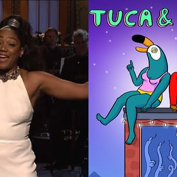 Tuca &#038 Bertie: Tiffany Haddish Joins New BoJack Team Series