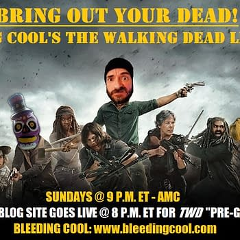 Join Bleeding Cools The Walking Dead Live-Blog Sunday Night