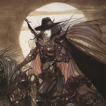 Vampire Hunter: D TV Series Gets Comics Writer For Pilot
