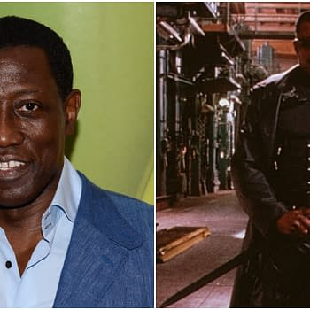Wesley Snipes is Just a Wee Bit Excited for Black Panther