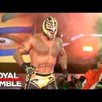 In Shocking Turn of Events, Rey Mysterio Injured Ahead of WWE Return