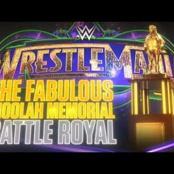 WWE's Fabulous Moolah Memorial Battle Royal is Going Over About as Well as the Warrior Award