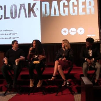 [SXSW 2018] Cloak and Dagger Q&A: Teen Superheroes and the Beauty of New Orleans