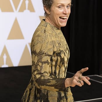 Frances McDormand's Stolen Best Actress Oscar Recovered, Suspect in Custody