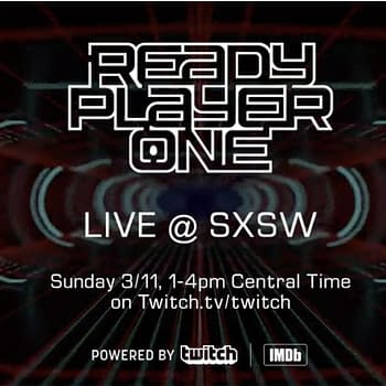 Ready Player One LIVE at #SXSW Powered by Twitch And IMDB