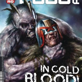 All-Women 2000 AD Summer Special in Rebellion June 2018 Solicits