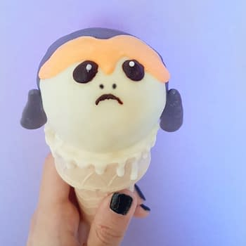 Nerd Food: Cupcake Cones Another Delicious Porg Treat